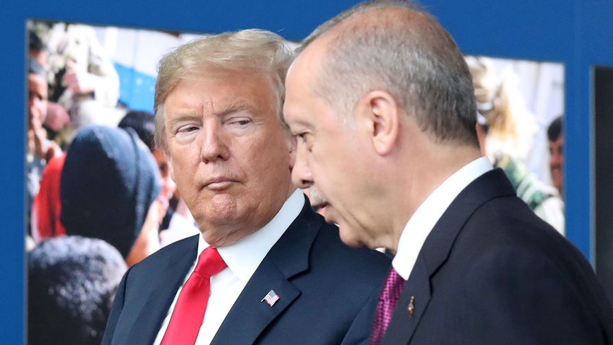 Трамп решил снять санкции с Турции
