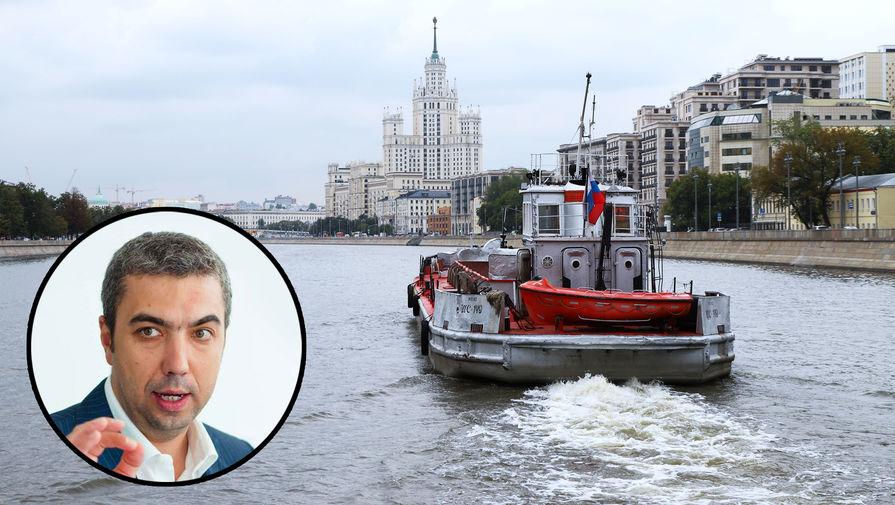 В Москве-реке нашли тело 48-летнего столичного топ-менеджера