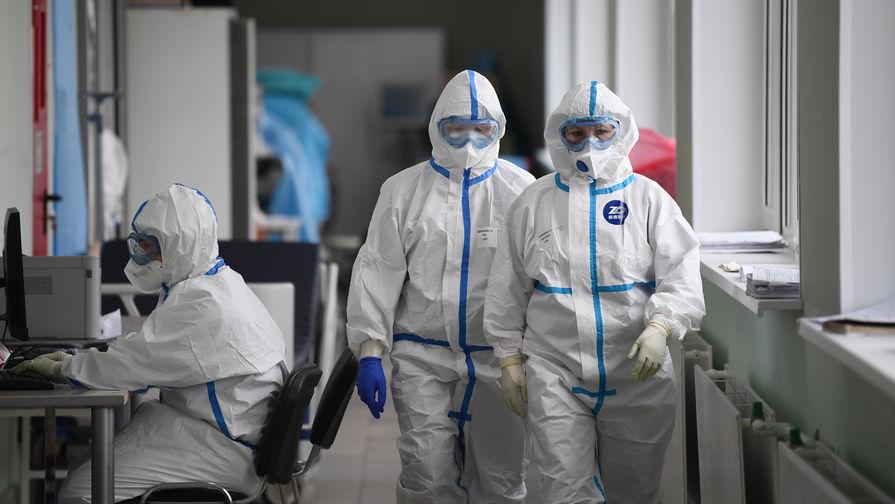В России коронавирус подтвердили еще у 7 975 человек