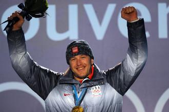 Суд удовлетворил ходатайство горнолыжника Боде Миллера о совместной опеке над внебрачным сыном