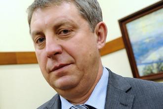Производство картофеля и зерновых культур Александр Богомаз начал в 1998 году