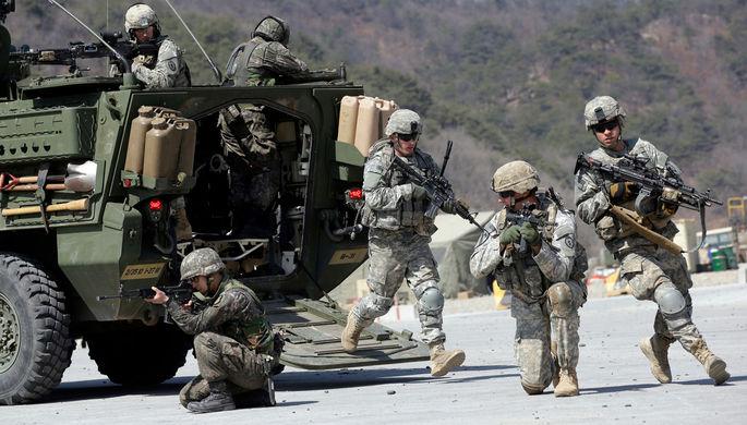 Плата за защиту: Трамп требует от Токио и Сеула больше денег