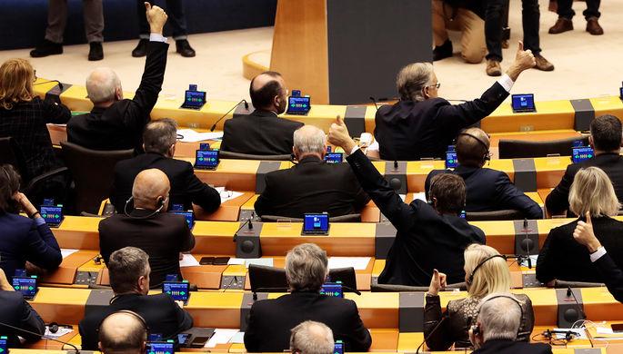 «Мало на что повлияет»: Европарламент принял антироссийскую резолюцию