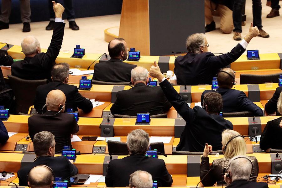 Евросоюз РЅРµ планирует признавать РґСѓРјСЃРєРёРµ выборы РІРРѕСЃСЃРёРё