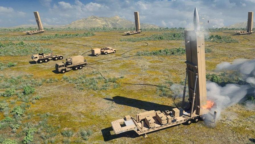В США приступили к созданию новой гиперзвуковой ракеты Темный орел