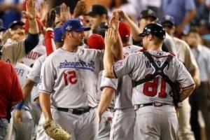 Команда Национальной лиги выиграла Матч всех звезд MLB впервые с 1996 года