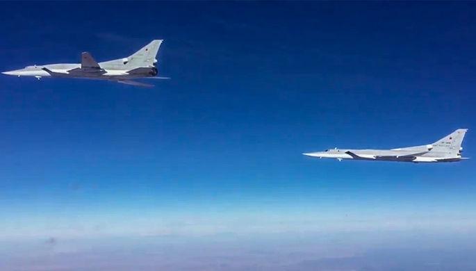 Руководитель  военной разведки Норвегии пугает ударами постране ВКС Российской Федерации