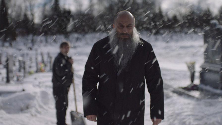Кадр из фильма «Непрощенный» (2018)