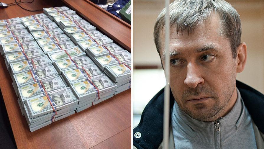 фото изъятых денег у захарченко является