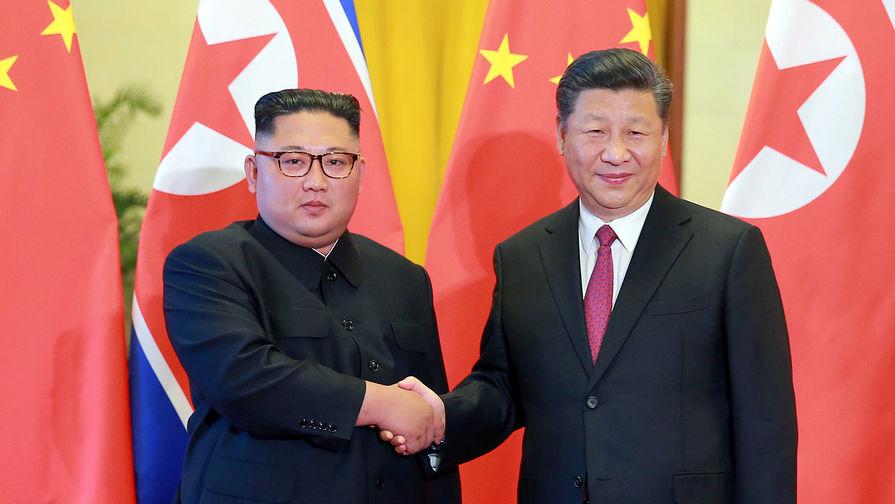 Ким Чен Ын позвал Си Цзиньпина в гости