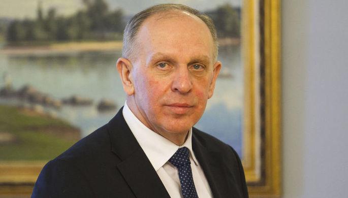 Посол в России Рямигиюс Мотузас