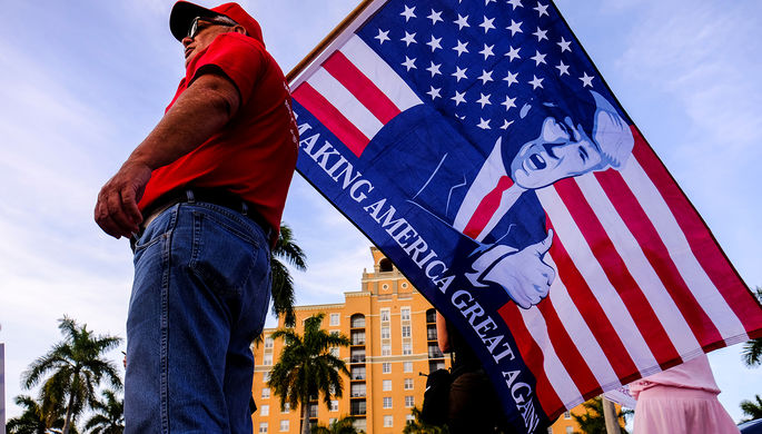 Гудбай, Америка: Трамп временно остановит иммиграцию в США