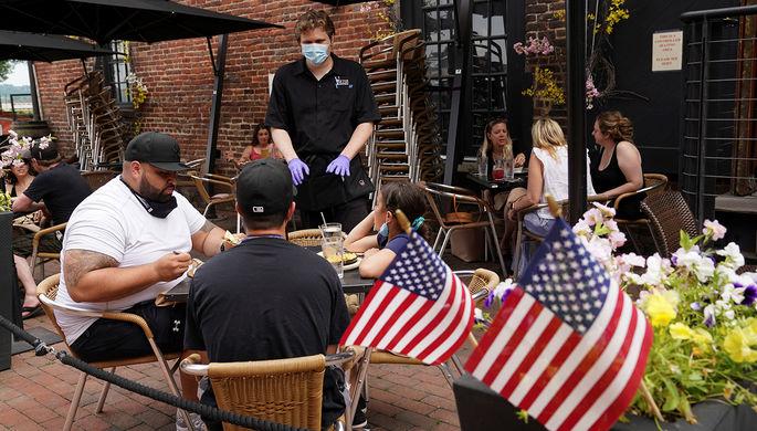 Зараженный воздух: как рискуют работники ресторанов