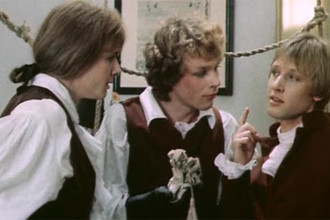 Кадр из фильма «Гардемарины» (1987–1992)