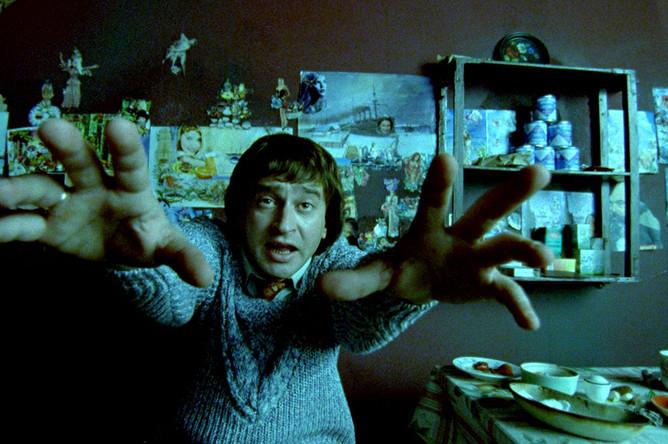 Кадр из фильма Тимура Бекмамбетова «Ночной Дозор» (2004)