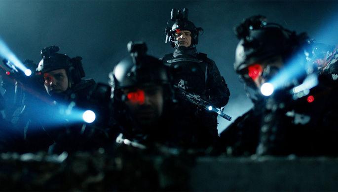 Кадр из фильма «Авантпост»