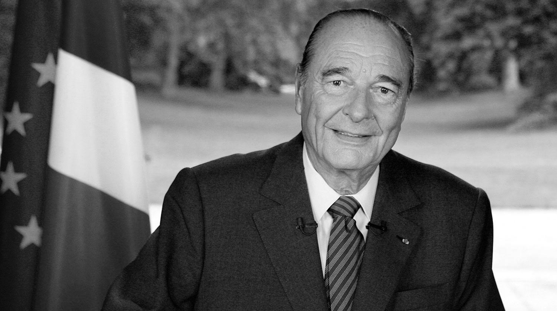 Жак Ширак. Францын Ерөнхийлөгч асан.