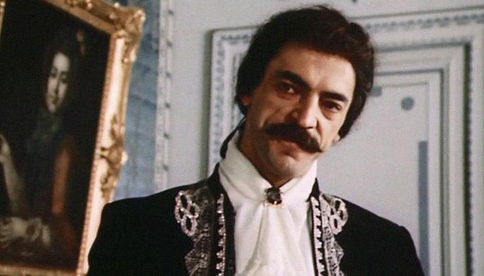 Михаил Боярский в фильме «Гардемарины, вперед!» (1988)