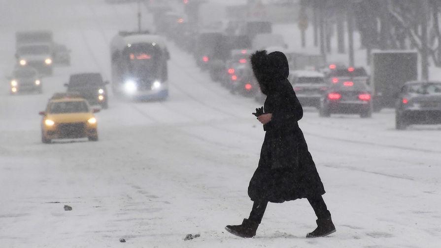 Снегопад в Москве побил рекорд 1973 года