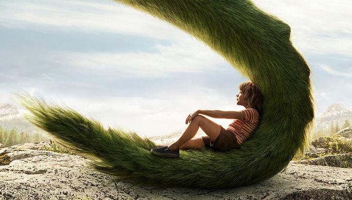 «Пит и его дракон» и другие премьеры недели