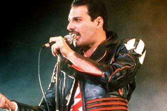 Концерт Фредди Меркьюри и Queen, 1985 год