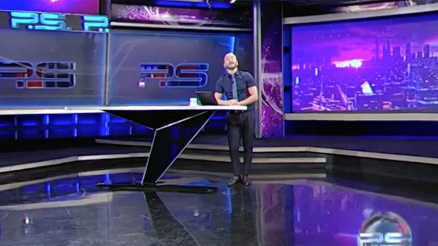 «Рустави 2» возобновил вещание после ругани в адрес Путина в эфире