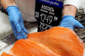 Лосось уже не по карману: в России резко подорожала рыба