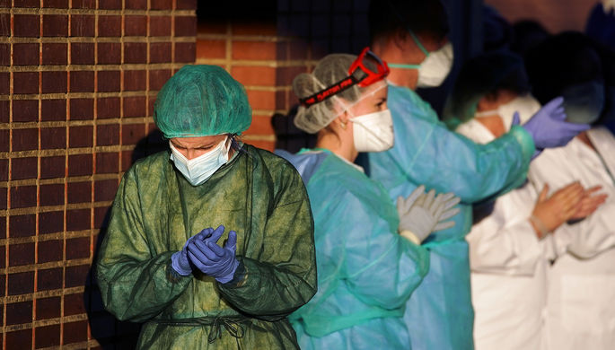 «Это диверсия»: в Киеве нашли виновника эпидемии COVID-19