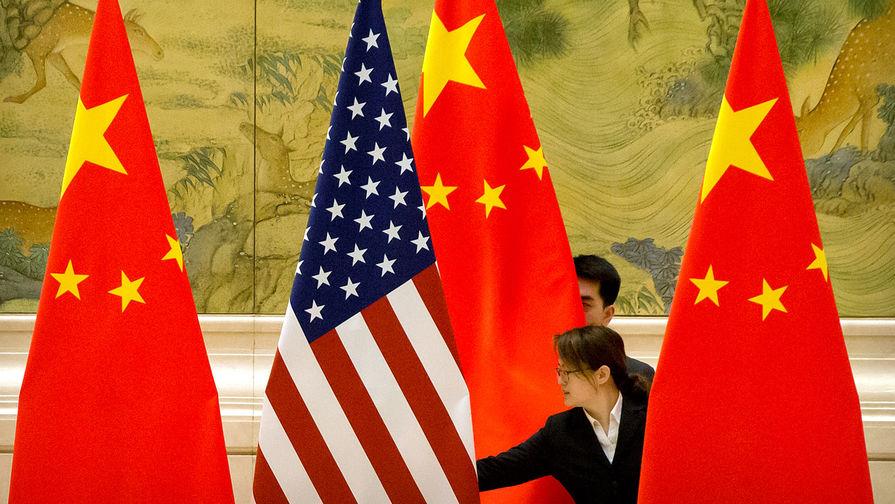 Санкции за коронавирус: США раскручивают антикитайскую кампанию