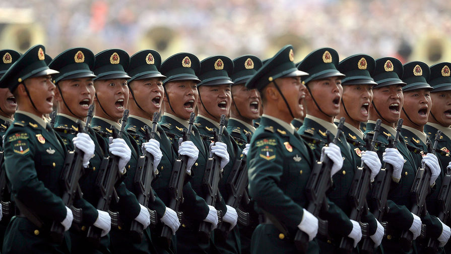 Догнать и перегнать Америку: что из себя представляет армия Китая