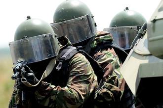 Четыре боевика и вдова одного из боевиков убиты под Махачкалой в ходе спецоперации