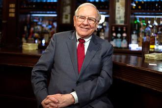 Крупнейший в мире предприниматель Уоррен Баффет