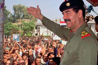 Как Саддам пал жертвой собственных интриг