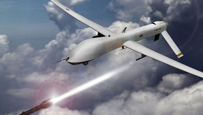 Дрон MQ-1 Predator «Хищник» (США)