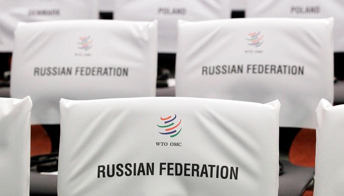 «Нарушили нормы ВТО»: украинские компании пожаловались на Россию
