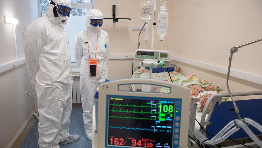 В России выявлено еще 23 652 новых случая коронавируса