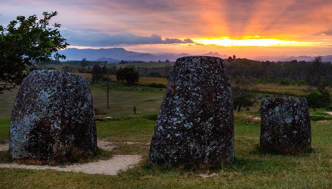 Лаосское чудо: разгадана тайна Долины каменных кувшинов