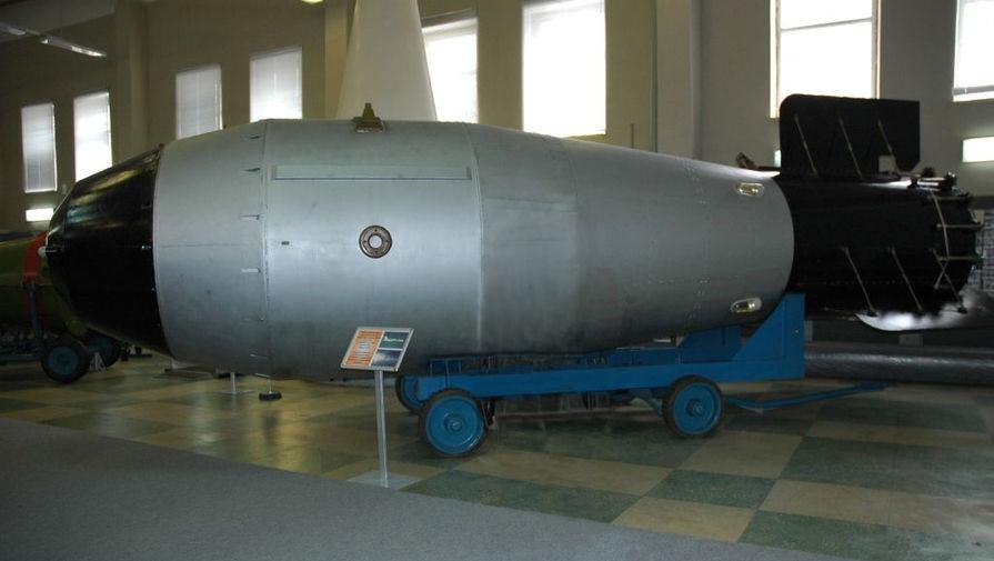 В США назвали бесполезной советскую Царь-бомбу