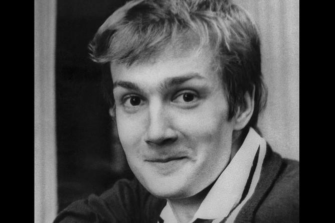 Дмитрий Холодов за несколько месяцев до убийства, 1994 год