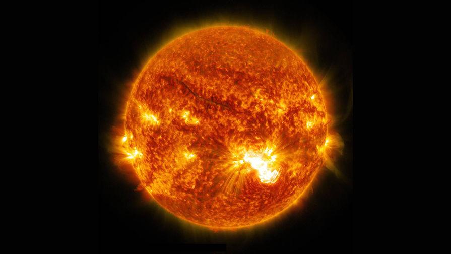 Ученые вывели математический закон изменения магнитной активности Солнца