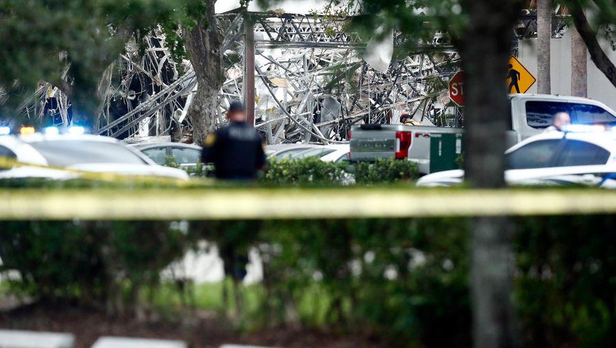 Есть ли россияне среди пострадавших при взрыве в США, проверяет посольство