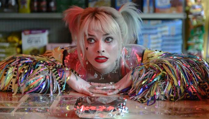 Кадр из фильма «Хищные птицы: Потрясающая история Харли Квинн»