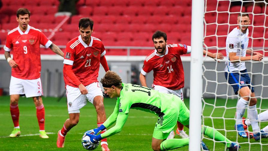 Вратарь сборной России Сафонов назвал основную причину победы над Словакией