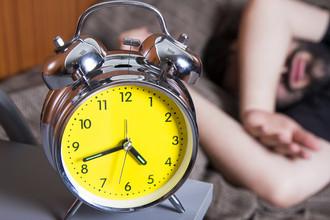 В выходные спите долго