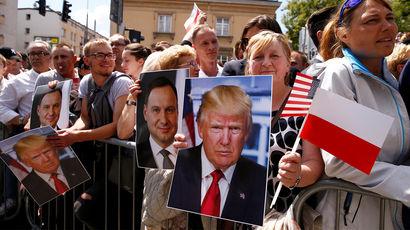 Якуб Корейба о том, как выстраивается союз США и Восточной Европы