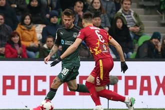 «Краснодар» встречается с тульским «Арсеналом» в матче РФПЛ