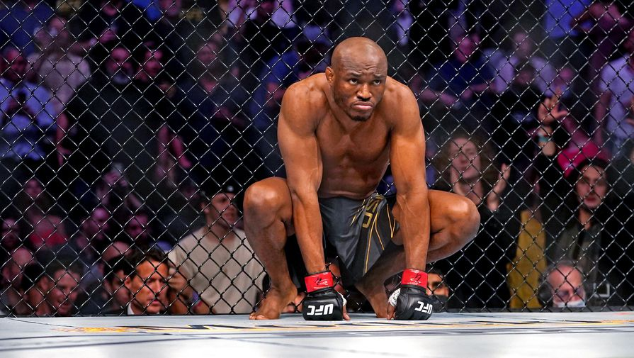 Камару Усман перед боем на UFC 261