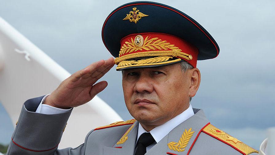 Шойгу объявил, что операция в Сирии подошла к завершению
