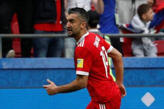 Матч Кубка конфедераций Мексика — Россия