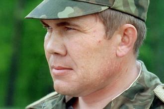 Экс-губернатор Красноярского края Александр Лебедь